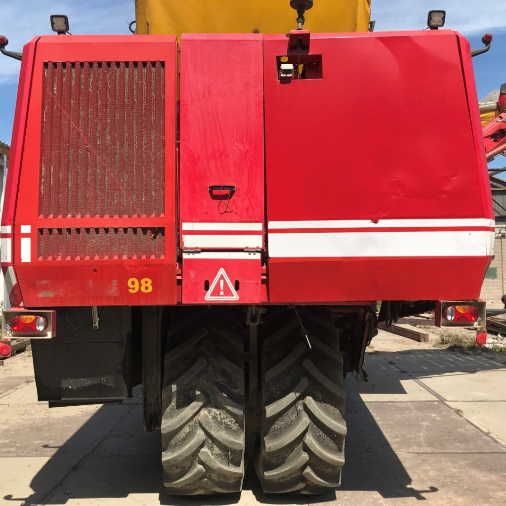 Grimme Tectron 415 uit 2008
