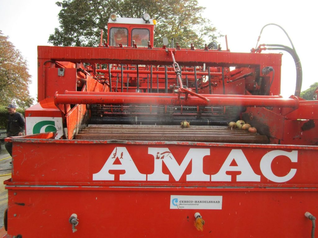 Amac ZM2 1986 achterkant close-up